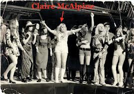 Claire McAlpine killed herself in 1971