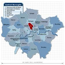 Islington Borough of London