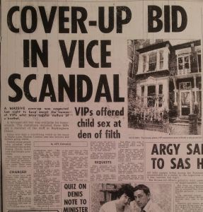 Main Stream Media suddenly dropped this massive story in 1982