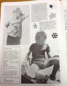 NCCL advert in Paedophile Information Exchange magazine.