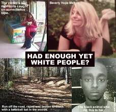 Blacks rape 35,000 White Women in the USA every year - about 100 per day.