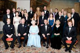The British Royal Family. Do you really know whether they are White or jewish?