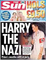 Prince Harry has firmly rejected his jewish roots.