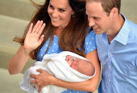 Princess Kate, Prince William and Prince George. Are they kosher?