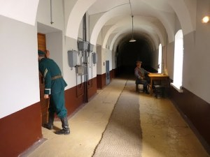 The Trubetskoy Bastion Prison for Political Prisoners like Leon Trotsky