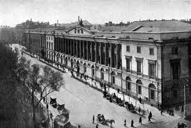 St. Petersburg was renamed Petrograd by the Communists.