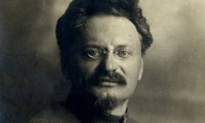 Leon Trotsky the jewish Communist who enslaved and murdered millions of White Russians.