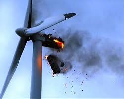 Windmills produce nothing when there's no wind and have to be turned off in high wind to avoid this happening.