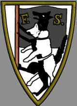 Fabian Society Official Crest is a wolf in sheep's clothing.
