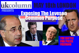 Common Purpose are involved in gagging the UK media - however you do wonder who still uses the MSM for news.