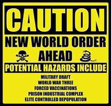 New World Order? Time for humanity to fight back!