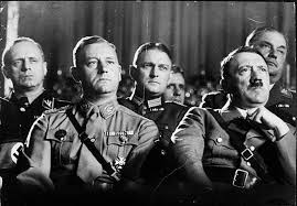 Hitler and his cronies demanded film of virtually everything happening in Nazi occupied territory but no film of gas chambers was ever found.