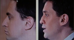 Ed Miliband gets a new profile.