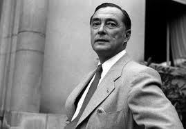 The man behind White genocide Richard Coudenhove-Kalergi.