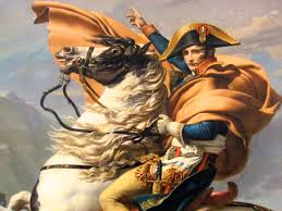 Napoleon fought to free Europe from enslavement to the jews.