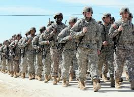 Following the 911 terrorist attacks the American Military has invaded and occupied several countries as a response.