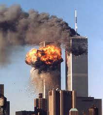 Twin Towers attacks on 11th September 2001