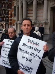 Peter Tatchell has a seething hatred of Christian morals and values.