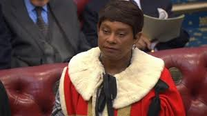 Doreen Lawrence was made a Baroness and is now Honorary President of anti-White violent race hate group the UAF.