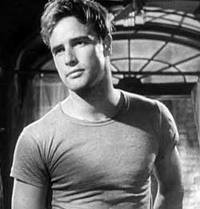 Marlon Brando - a beautiful and talented white man brought to his knees