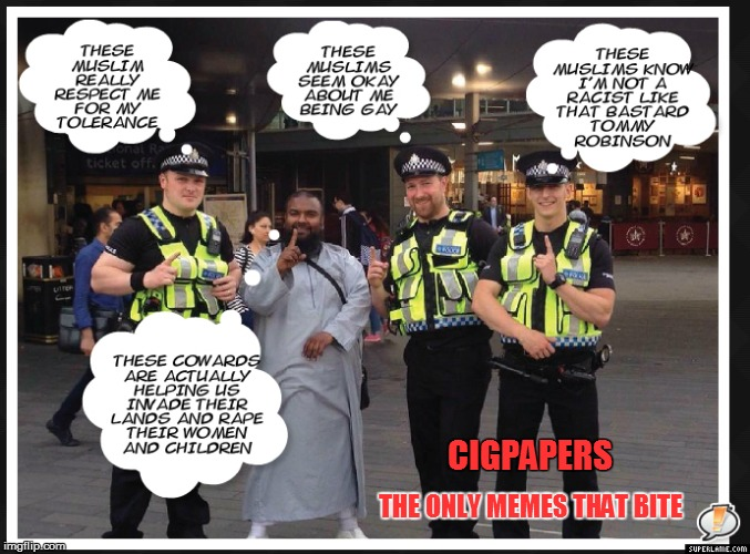 policewithmuslimsmeme02 general election 2017 anti labour memes cigpapers